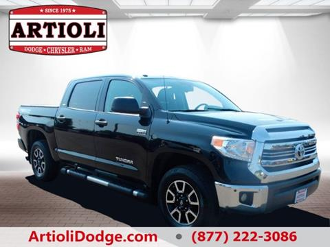 2016 Toyota Tundra for sale in Enfield CT