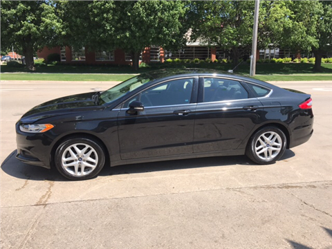 2014 Ford Fusion for sale in Orange City, IA