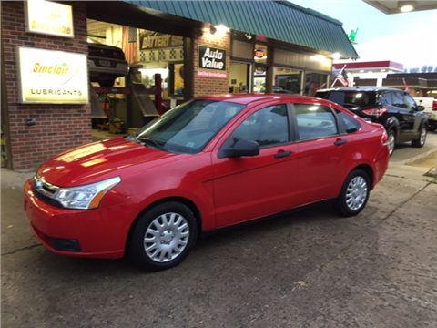 2008 Ford Focus for sale in Orange City, IA