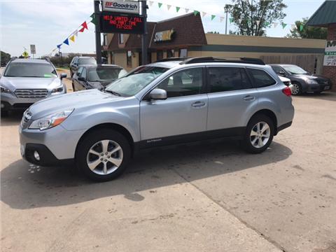 2014 Subaru Outback for sale in Orange City, IA