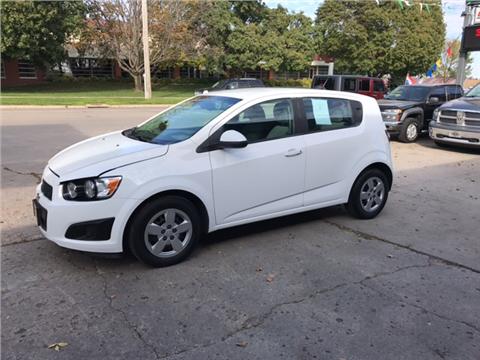 2013 Chevrolet Sonic for sale in Orange City, IA