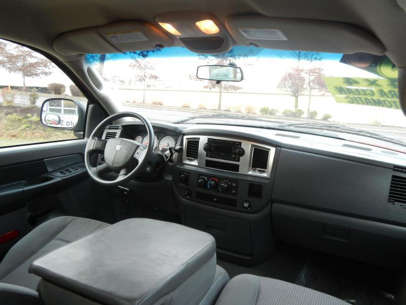 2008 Dodge Ram Pickup 1500 ST - Salem OR