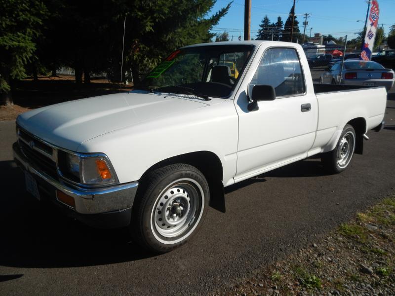 1993 Toyota Pickup 2dr Standard Cab SB - Salem OR