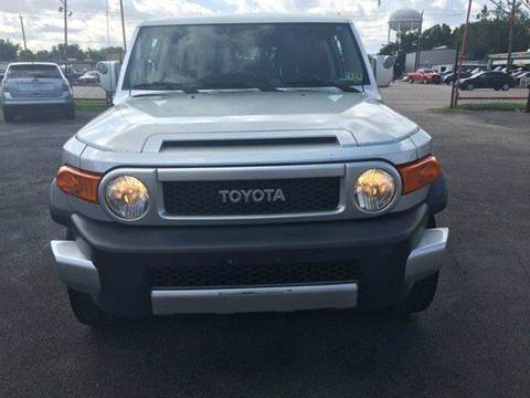 2008 Toyota FJ Cruiser for sale in South Houston, TX