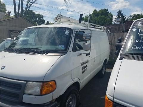 2000 Dodge Ram Van for sale in Trenton, NJ