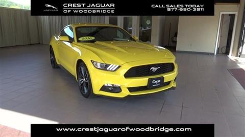 2016 Ford Mustang for sale in Woodbridge, CT