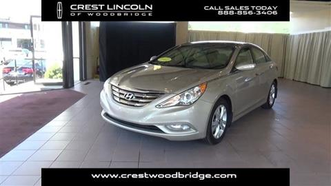 2012 Hyundai Sonata for sale in Woodbridge, CT