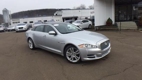 2013 Jaguar XJL for sale in Woodbridge, CT