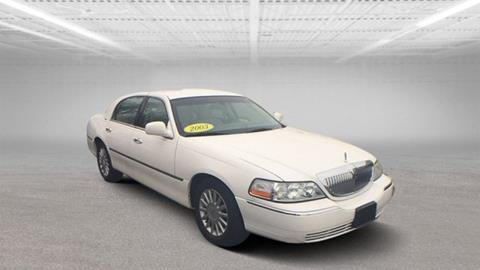 2003 Lincoln Town Car For Sale In Connecticut Carsforsale Com