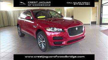 2017 Jaguar F-PACE for sale in Woodbridge, CT