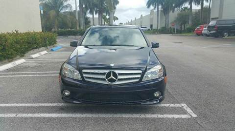 2010 Mercedes-Benz C-Class for sale in Doral, FL