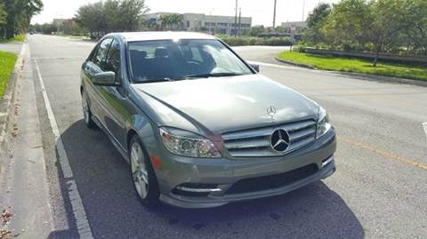 2011 Mercedes-Benz C-Class for sale in Doral, FL