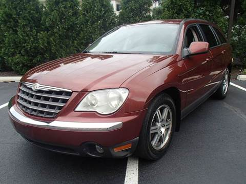 2007 Chrysler Pacifica for sale in North Bergen, NJ