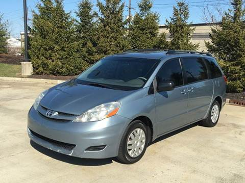 2007 toyota sienna for sale in new jersey. Black Bedroom Furniture Sets. Home Design Ideas