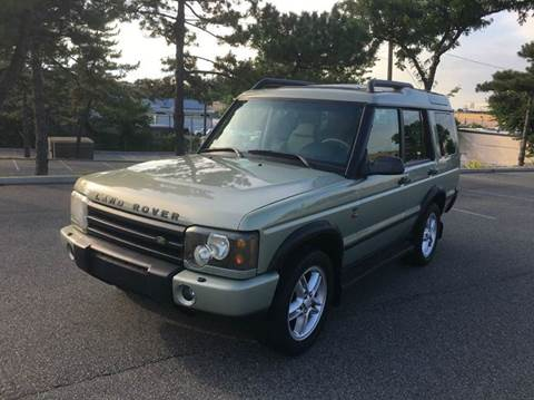 2004 Land Rover Discovery for sale in North Bergen, NJ