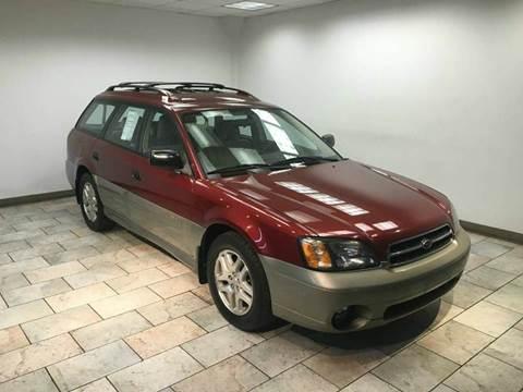 2002 Subaru Outback for sale in Lodi, NJ