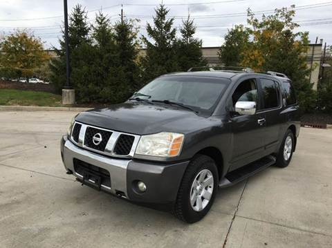 2004 Nissan Armada for sale in North Bergen, NJ