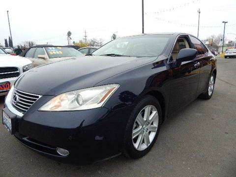 2007 Lexus ES 350 for sale in Sacramento, CA