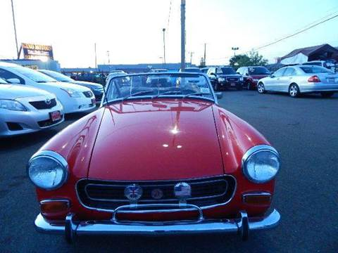 1972 MG Midget for sale in Sacramento, CA