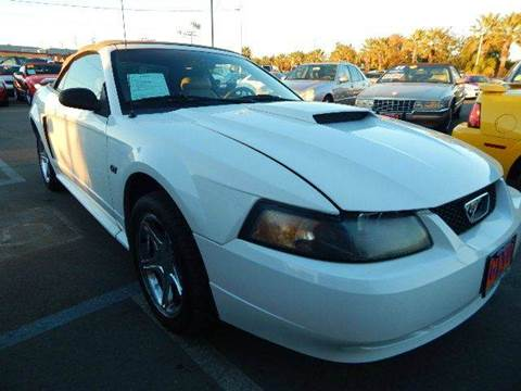 2002 Ford Mustang for sale in Sacramento, CA