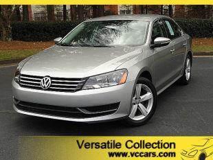 2012 Volkswagen Passat for sale in Alpharetta, GA