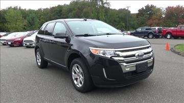 2013 Ford Edge for sale in Niantic, CT