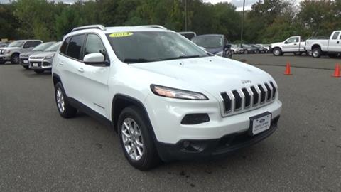 2014 Jeep Cherokee for sale in Niantic, CT