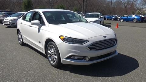 2017 Ford Fusion Energi for sale in Niantic, CT