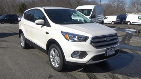 2017 Ford Escape for sale in Niantic, CT