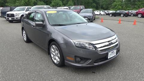 2011 Ford Fusion for sale in Niantic, CT