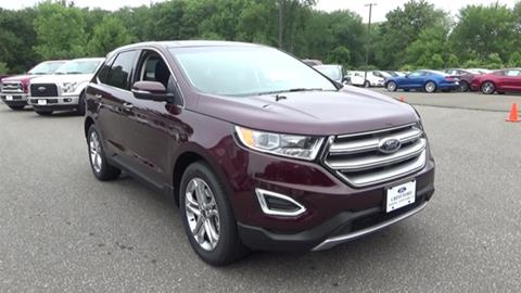 2017 Ford Edge for sale in Niantic, CT