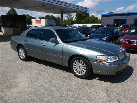 2006 Lincoln Town Car for sale in Charleston, SC