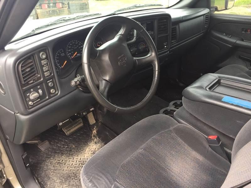 2002 Chevrolet Silverado 1500 4dr Extended Cab LS 4WD SB - Eldon MO