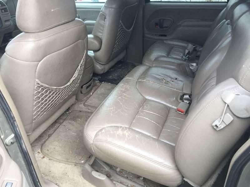 1999 Chevrolet Suburban 4dr K1500 LT 4WD SUV - Eldon MO