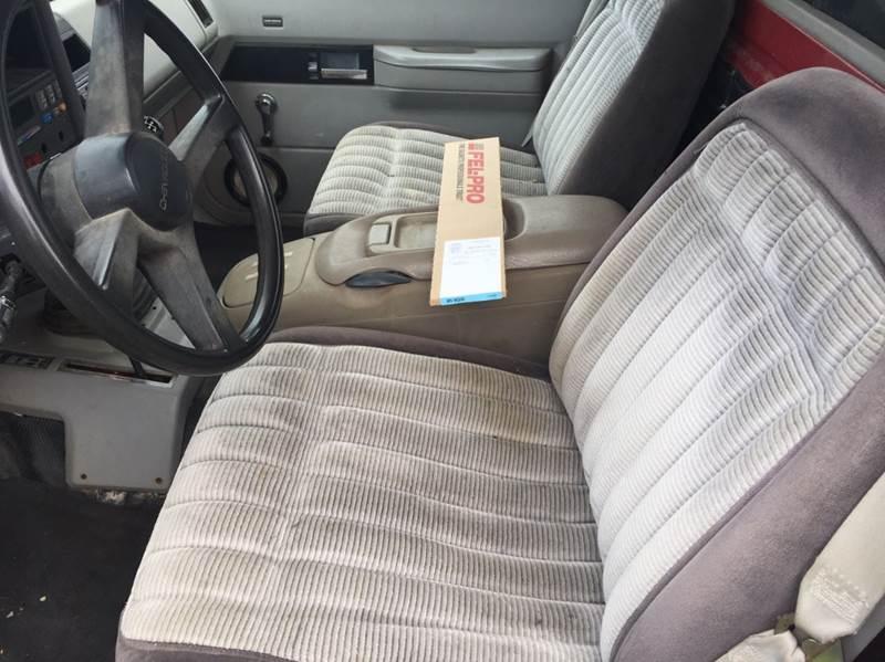 1995 Chevrolet 3500  - Eldon MO