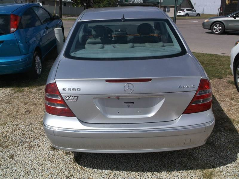 2006 Mercedes-Benz E-Class AWD E350 4MATIC 4dr Sedan - Eldon MO