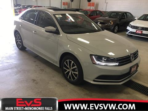 2017 Volkswagen Jetta for sale in Menomonee Falls, WI