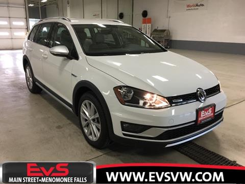 2017 Volkswagen Golf Alltrack for sale in Menomonee Falls, WI