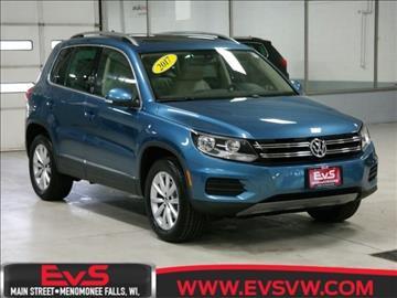 Ernie Von Schledorn >> 2017 Volkswagen Tiguan For Sale - Carsforsale.com