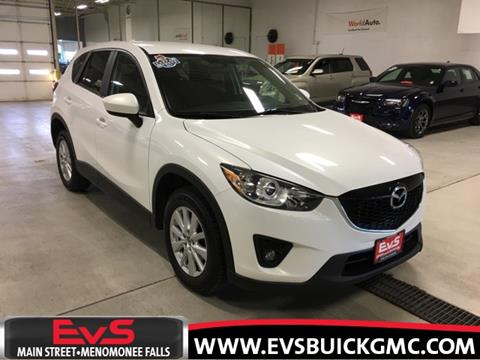 2013 Mazda CX-5 for sale in Menomonee Falls, WI