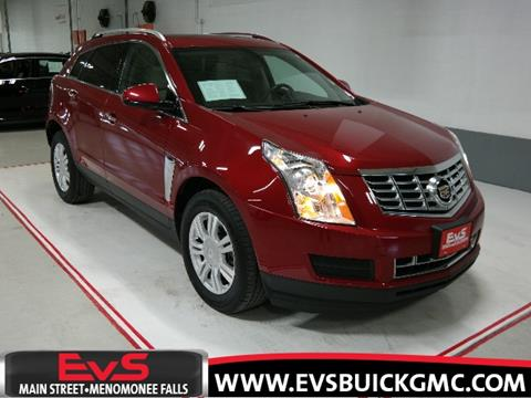 2014 Cadillac SRX for sale in Menomonee Falls, WI