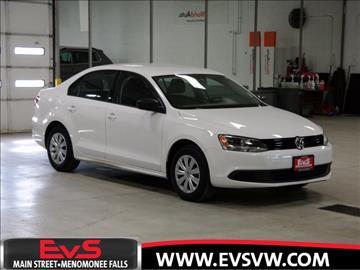 2014 Volkswagen Jetta for sale in Menomonee Falls, WI