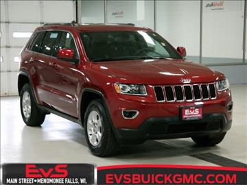 2014 Jeep Grand Cherokee for sale in Menomonee Falls, WI