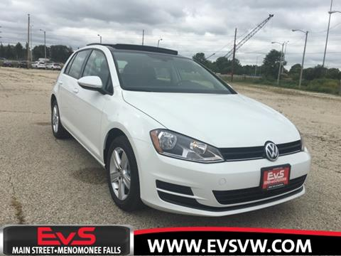 2017 Volkswagen Golf for sale in Menomonee Falls, WI
