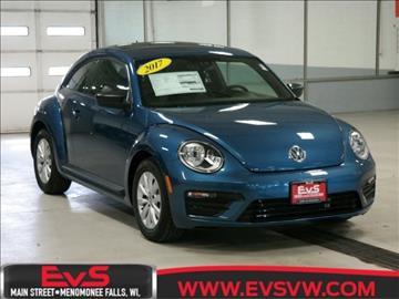 2017 Volkswagen Beetle for sale in Menomonee Falls, WI
