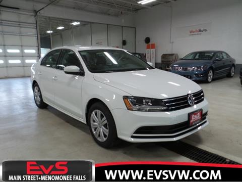 2017 Volkswagen Jetta for sale in Menomonee Falls, WI