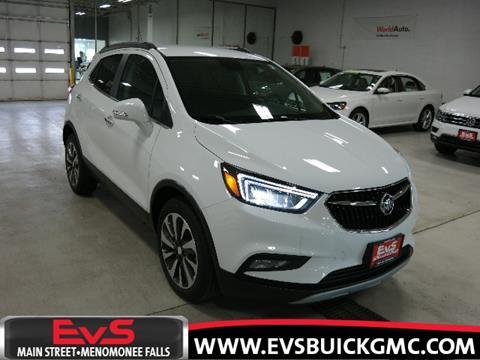 2017 Buick Encore for sale in Menomonee Falls, WI