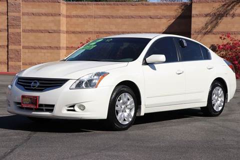 2012 Nissan Altima for sale in Indio, CA