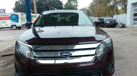 2012 Ford Fusion for sale in Baton Rouge, LA