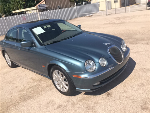 2001 Jaguar S-Type for sale in Dallas, TX